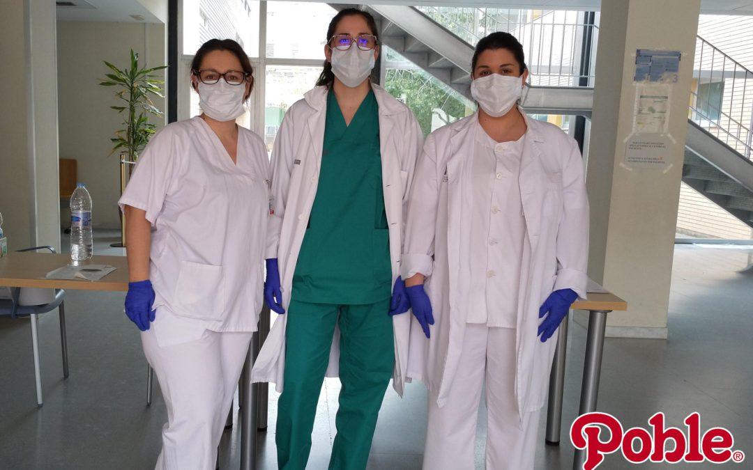 """ESPECIAL COVID-19 / Professionals sanitaris – Marta Sala i Beatriu Bort: """"Aquesta crisi no l'esperàvem ningú amb aquesta intensitat"""""""
