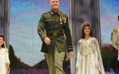 """Carlos Salgado, protagonista del musical 'Anastasia': """"Nuestro sector será uno de los más castigados, pero remaremos para superarlo"""""""