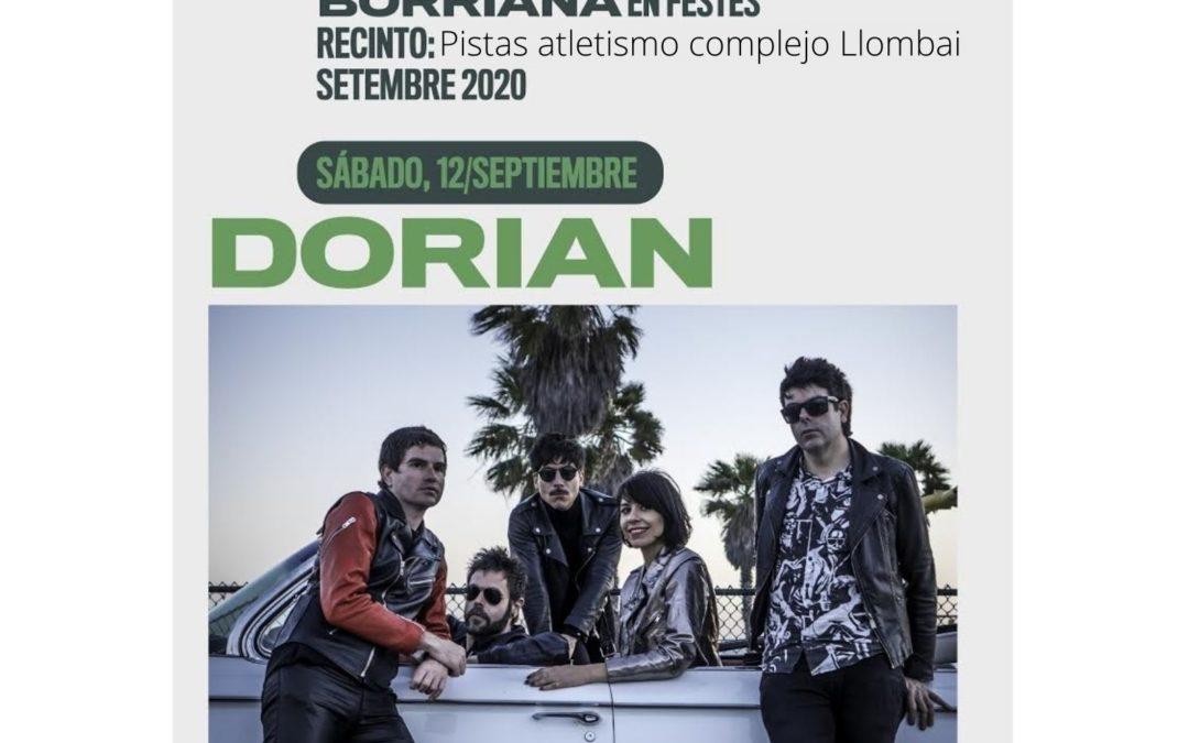 Borriana trasllada els concerts de setembre a les pistes d'atletisme del complex poliesportiu Llombai