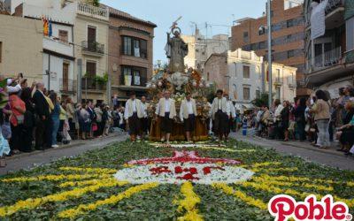 Dia 4 de festes: diumenge, 17 de maig, Sant Pasqual