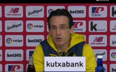 1 a 1 en San Mamés: al Villarreal le llueven los empates