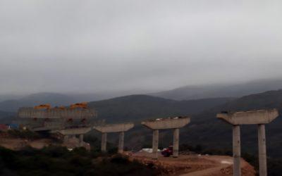 La carretera N-232 estarà tallada al trànsit a partir del 16 de novembre