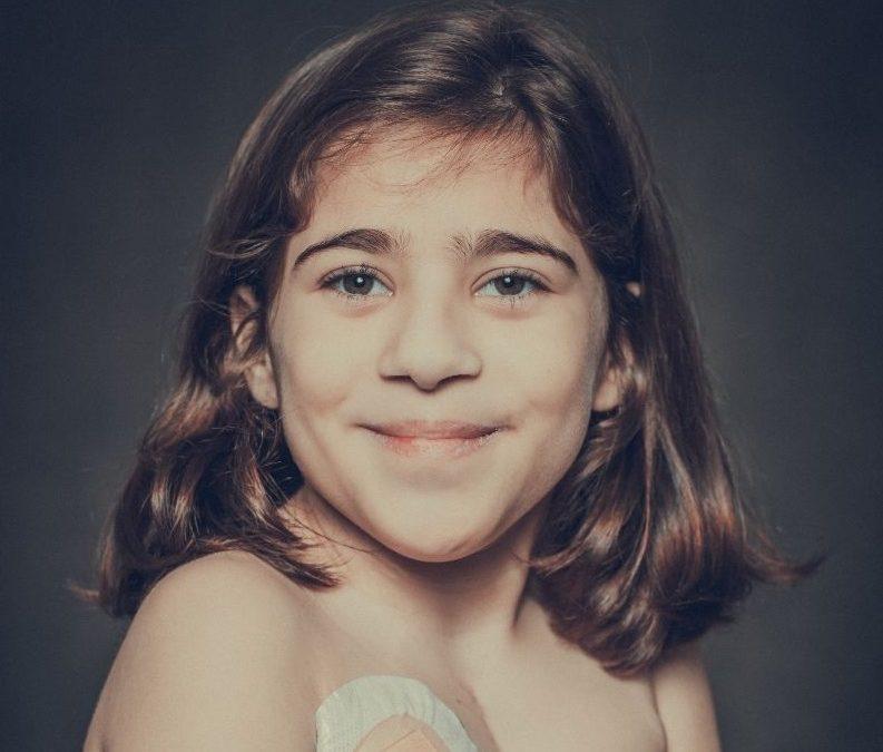 Los niños con enfermedades raras, los grandes héroes de NUPA